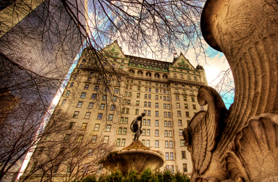 The Plaza New York travel package