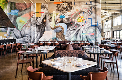 L.A.'s Hottest New Restaurant - Rossoblu