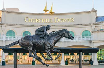 Churchill Downs Private Estate