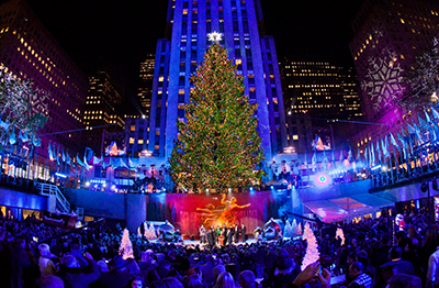 on sale 397c4 4d29f Winspire Experience | Rockefeller Center Tree Lighting ...